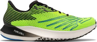 New Balance FuelCell RC Elite - Energy Lime/Cobalt (MRCELYB)