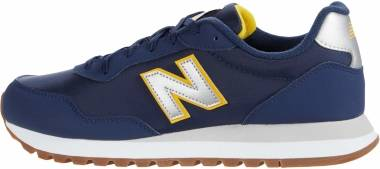 New Balance 527 - Blue with Silver (ML527CCB)