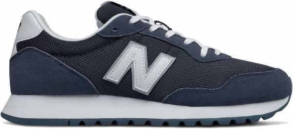 New Balance 527 sneakers in blue (only £46)