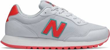 New Balance 527 - White/Energy Red (WL527PCD)