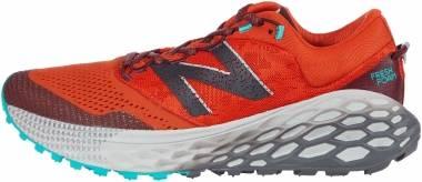 New Balance Fresh Foam More Trail v1 - Orange (MTMORRG)