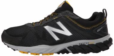 New Balance 610 v5 - Black/Gold Rush (MT610LB5)