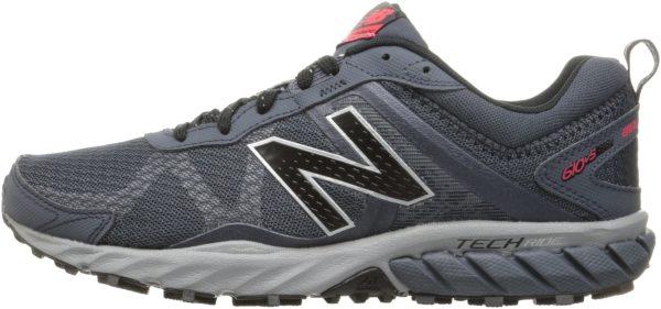 New Balance 610 v5 - Grigio Grey