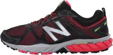 New Balance 610 v5 - Black/Pink (WT610LB5)