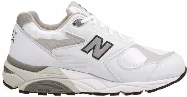 New Balance 587 - White (W587WB)