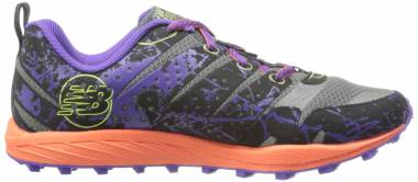 New Balance MT110 v2 Grey/Purple/Bright Cherry Men