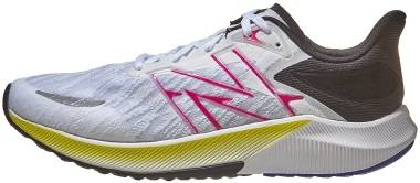 New Balance FuelCell Propel v3 - White/Pink (MFCPRLM3)