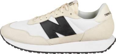 New Balance 237 - White (MS237CB)