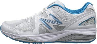 New Balance 1540 v2 - White with Blue (W1540WB2)