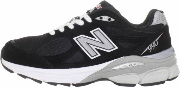 new balance 990 all black