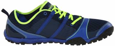 New Balance Minimus Trail v3 - Blue, Hi-Lite, Black