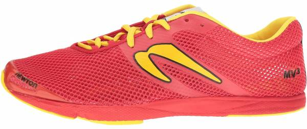 Newton MV3 men red/yellow