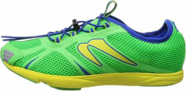 Newton Tri Racer Lime Green/Yellow