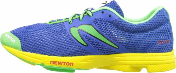 Newton Distance Elite woman blue/green