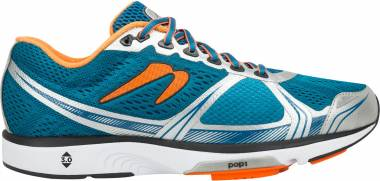 Newton Motion VI - Blue Slate Orange