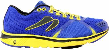 Newton Gravity 7 Royal Blue/Yellow Men