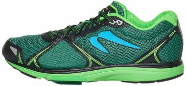 Newton Fate 4 Lime/Forest Green Men
