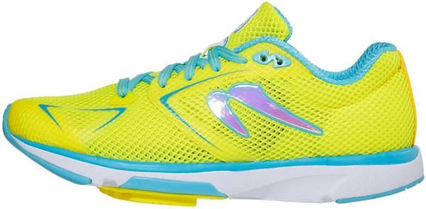 Newton Distance S 8 - Yellow/Blue
