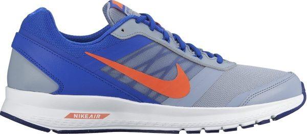 Nike Air Relentless 5 Gris / Naranja / Azul (Bl Gry/Ttl Crmsn-rcr Bl-dp Ryl)