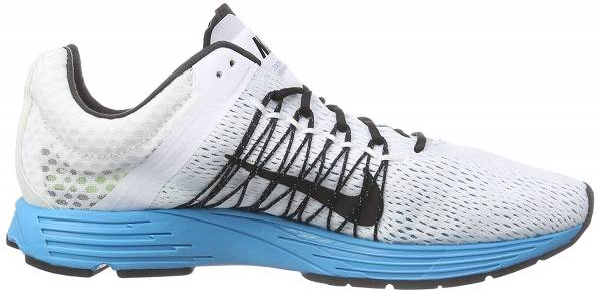 Nike Air Zoom Streak 5 - black white reflective silver volt 007 (641318104)