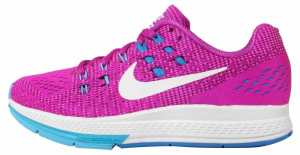 Nike Air Zoom Structure 19 - Hyper Violet/White-gamma Blue-photo Blue
