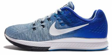 Nike Air Zoom Structure 19 Azul (Blue Grey / White / Racer Blue / Blue Glow) Men