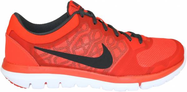 Nike Flex RN 2015 men naranja / negro / blanco (team orange / blk-anthrct-white)