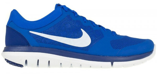 Nike Flex RN 2015 men azul / blanco (lyon blue / white-dp royal blue)