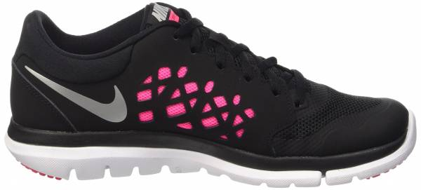Nike Flex RN 2015 woman black/hyper pink/digital pink/metallic silver