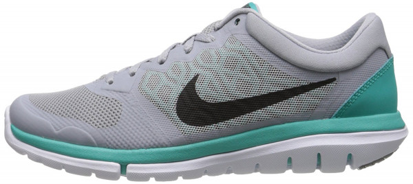 Nike Flex RN 2015 woman wolf grey/light retro/white/black
