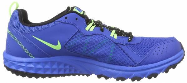 Nike Wild Trail - Blu