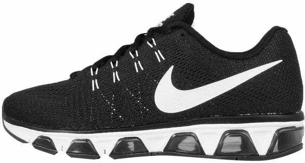 Nike Air Max Tailwind 8 Mens Black/White/Anthracite Running Shoes V32563
