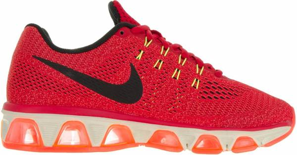 mens nike air max tailwind 8 red orange