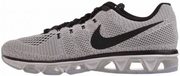 Nike Women's Air Max Tailwind 8 Running Shoes 805942 006 Black