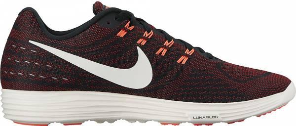Nike LunarTempo 2 men black/university red/bright mango/smmit white