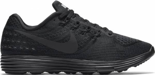 Nike LunarTempo 2 men multicolore (negro / gris (black / black-anthracite))