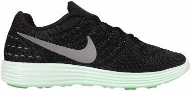 Nike LunarTempo 2 Black (Blk / Mtlc Pwtr-anthrct-brly Grn) Men
