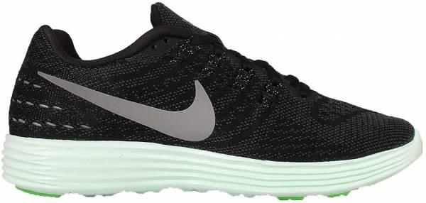 Nike LunarTempo 2 woman black/metallic pewter/anthracite/green