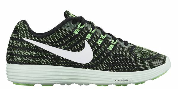 Nike LunarTempo 2 woman voltage green/black/barely green/white