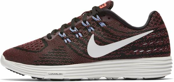 Nike LunarTempo 2 woman hot punch/black/aluminum/summit white