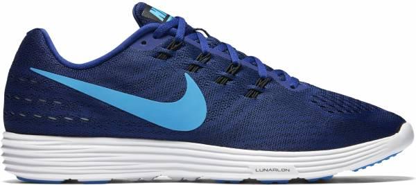 Nike LunarTempo 2 men dp royal blue/bl glw blck wht