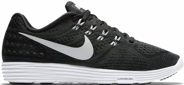 Nike LunarTempo 2 - Black White Grey Black White Anthracite