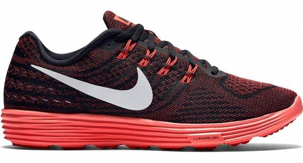 Nike LunarTempo 2 men schwarz/rot