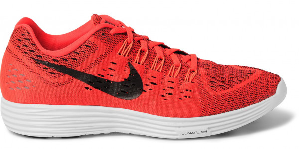 Nike LunarTempo 2 men total crimson/black/laser orange/white