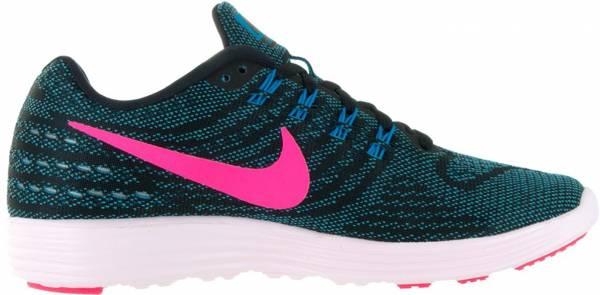 Nike LunarTempo 2 woman blue glow/pnk blst blk prl pnk