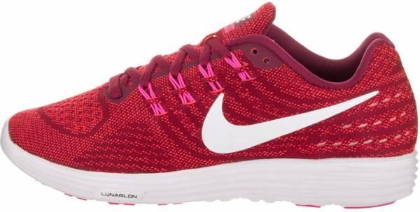 Nike LunarTempo 2 woman nbl rd/white brght crmsn pnk b