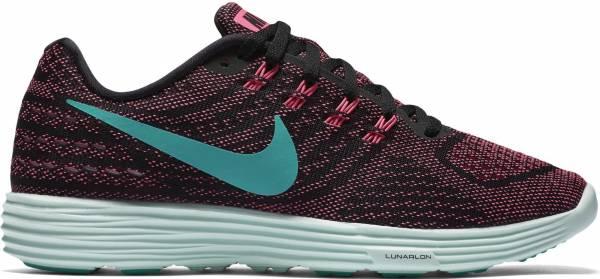 Nike LunarTempo 2 woman pink blast/clr jd/black/brly grn