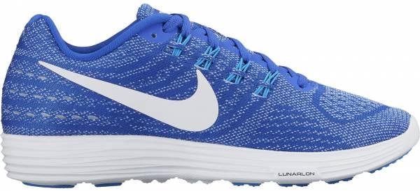 Nike LunarTempo 2 woman racer blue/white blcp bl glow