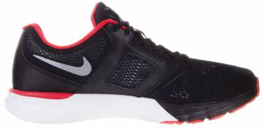 Nike Tri Fusion - Black / Grey / Red / White (Blk / Gry-unvrsty Mtlc Rd Cl-whi)