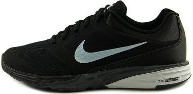 Nike Tri Fusion - Schwarz Weiß Grau Schwarz Weiß Dunkelgrau